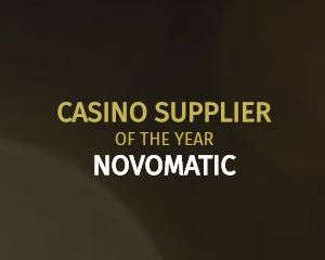 Casino Supplier of the Year 2018