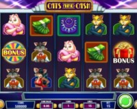 Cats and Cash Spielautomaten